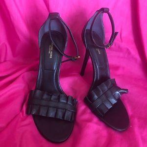 Brand New Black Michael Kors heels
